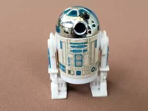 Vintage Star Wars Pop Up Lightsaber R2D2 Figure Last 17 1984 1985 POTF Kenner