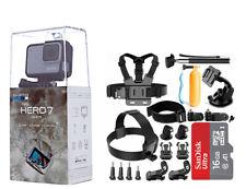 NEW GoPro HERO7 White HD Waterproof Action Camera CHDHB601 Sports Bundle (10)