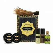Kama Sutra The Weekender Kit Massage Oil Honey Dust Feather Romantic Gift