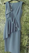 RINASCIMENTO Damen Kleid XS 36 Polyester Elasthan Blau