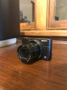 Sony  Cyber-shot RX100 III 20.1 MP Digital Camera - Black