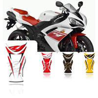 3D Gel Fuel Protector Tank Traction Sticker For Yamaha YZF-R1 YZF R1 2007-2008