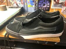 Vans Old Skool Mono Bumper Black/White Size US 9 Men's VN0A38G1Q9C New