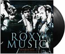 Roxy Music – Denver 1979 Live Radio Broadcast     New  LP  Vinyl  in seal