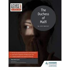 Study and Revise for AS/A-level: The Duchess of Malfi by Peter Morrisson (Paperback, 2016)