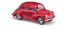 Busch 46523  Renault 4CV, red 1:87  H0