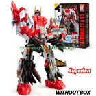 New Deformabl HZX Superion 6 In 1 Action Figure Upgrade Version KO In Stock 12\