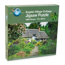 English Village Cottage Puzzle - 1000pcs.