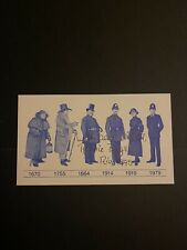 More details for ronnie biggs signed metropolitan police 150th anniversary card