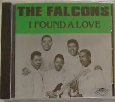 THE FALCONS - I Found Love -  BRAND NEW - CD