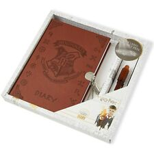 Harry Potter Secret Diary Lockable Journal and Invisible Ink Magic Pen