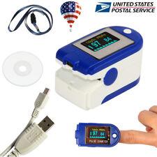 24hour Sleep Fingertip Pulse Oximeter Blood Oxygen Monitor SpO2 O2 sensor,CONTEC