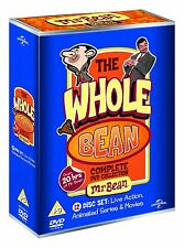 Mr Bean Complete Whole Collection [12 DVD] Live Action Ultimate Disaster Holiday