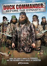 Duck Commander: Before the Dynasty (DVD, 2015) NEW in Shrink Wrap