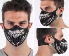 Latest Uniquely Venom Mouth style Designed Print Gym Sports Unisex Face mask