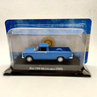 IXO Fiat 1500 Multicarga 1965 Pick Up Diecast Models Collection 1:43