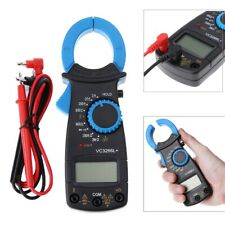 VC3266L+ Digital Clamp Multimeter DC/AC Voltage Amp Ohm Electronic Tester Meter