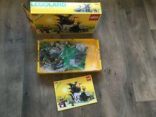 Lego 6066, Robin Hood, Forrestman, Geheimversteck, komplett, Originalkarton + BA