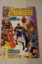 CLASSIC MARVEL COMIC BOOK - The Avengers - Lords and Leaders