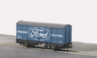 Peco NR-P57C N Gauge Pallet Van Ford, Dagenham-Halewood