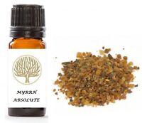 100% Pure Myrrh Absolute Oil