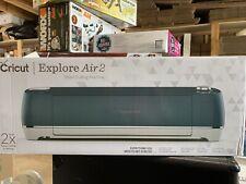 Cricut Explore Air 2 Denim Cutting Vinyl Paper Fabric Machine NEW