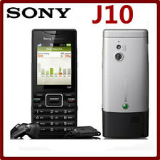 Sony Ericsson Elm J10 Bluetooth 3G WIFI GPS 5MP Unlocked J10i2 Cell Phone