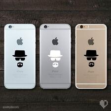Breaking Bad inspired Heisenberg iPhone Decal / iPhone Sticker / Skin / Cover