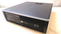 FAST Windows 10 HP 6305 AMD A8 3.20GHz 1TB 8GB PC Desktop WiFi