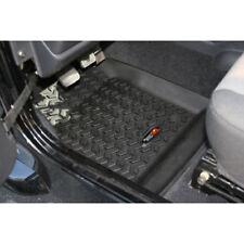 Jeep Wrangler Tj Lj 97-06 Front Floor Liner Pair Black  X 12920.11