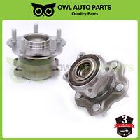 Motors Wheel Hubs & Bearings Front Pair 2 Wheel Hub Bearing ...