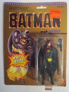 Batman w/Bat-Rope Action Figure Toy Biz 1989 New
