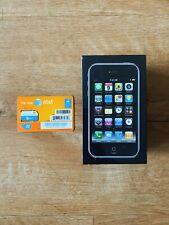 Apple iPhone 3G - 16GB - Black (AT&T) A1241 - BRAND NEW SEALED w/ ORIGINAL SIM