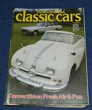 Thoroughbred & Classic Cars June 1981 Bristol Beaufighter, Lola-Aston T73,Austin