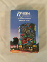 Vintage Riviera Casino Las Vegas New Sealed Playing Cards Collectible