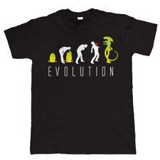 Unbranded Cotton Alien T-Shirts for Men