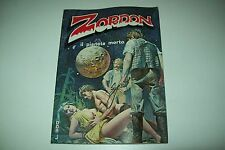 ZORDON-N. 45-IL PIANETA MORTO-EDIZIONI EP-1 FEBBRAIO 1977