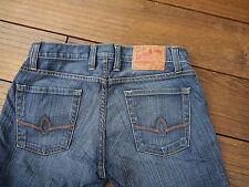 Lucky Brand Damen Jeans Hose, Gr.8, slim fit  Stretch Mittelblau wie Neu