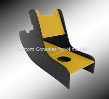 CENTRE CONSOLE for Mini 1971-2001 YELLOW and CUSTOM Colour Choice + Instructions