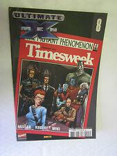 """Ultimate X Men Numéro 8 d'Août 2002 """"On n'oublie jamais son premier Amour (1)"""""""