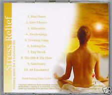 STRESS RELIEF - RELAXING MUSIC FOR A BALANCED LIFE - CD