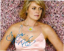 Sanctuary Amanda Tapping Signed Autographed 8x10 COA