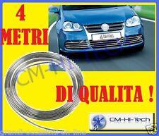 NASTRO PROFILO CROMATO ADESIVO STRISCIA 3,5mm X 4 METRI