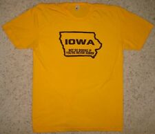 iowa not boring never sober party funny hawkeyes state graphic college t shirt