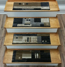 Delightful Abstract Contemporary Stair Treads