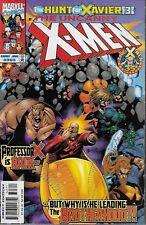 The Uncanny X-Men (vol.1) Nº 363/1999 steve Seagle & Chris Bachalo
