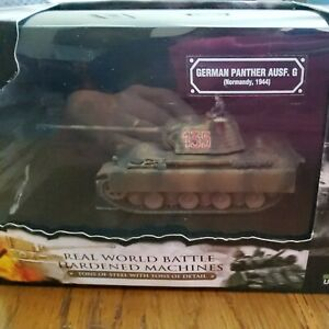 Unimax Forces of Valor 1:72 Panther Ausf. G tank, Normandy 1944, No. 85326