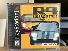 R4: Ridge Racer Type 4 (Sony PlayStation 1) Complete