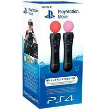 Sony PlayStation Move Motion Controllers Twin Pack PS4 PSVR New Sealed
