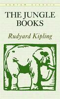 The Jungle Books Mass Market Paperbound Rudyard Kipling